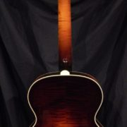 Collings Archtop AT Back