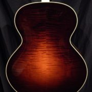 Collings Archtop AT Back Close