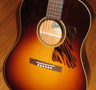 Collings CJ35G Front2