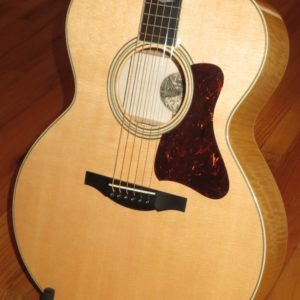Collings Small Jumbo Side