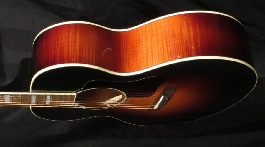 Huss & Dalton Guitar