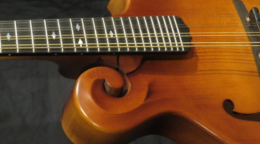 Weber Mandolin