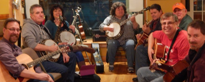 Bluegrass Jams <br>Every Week