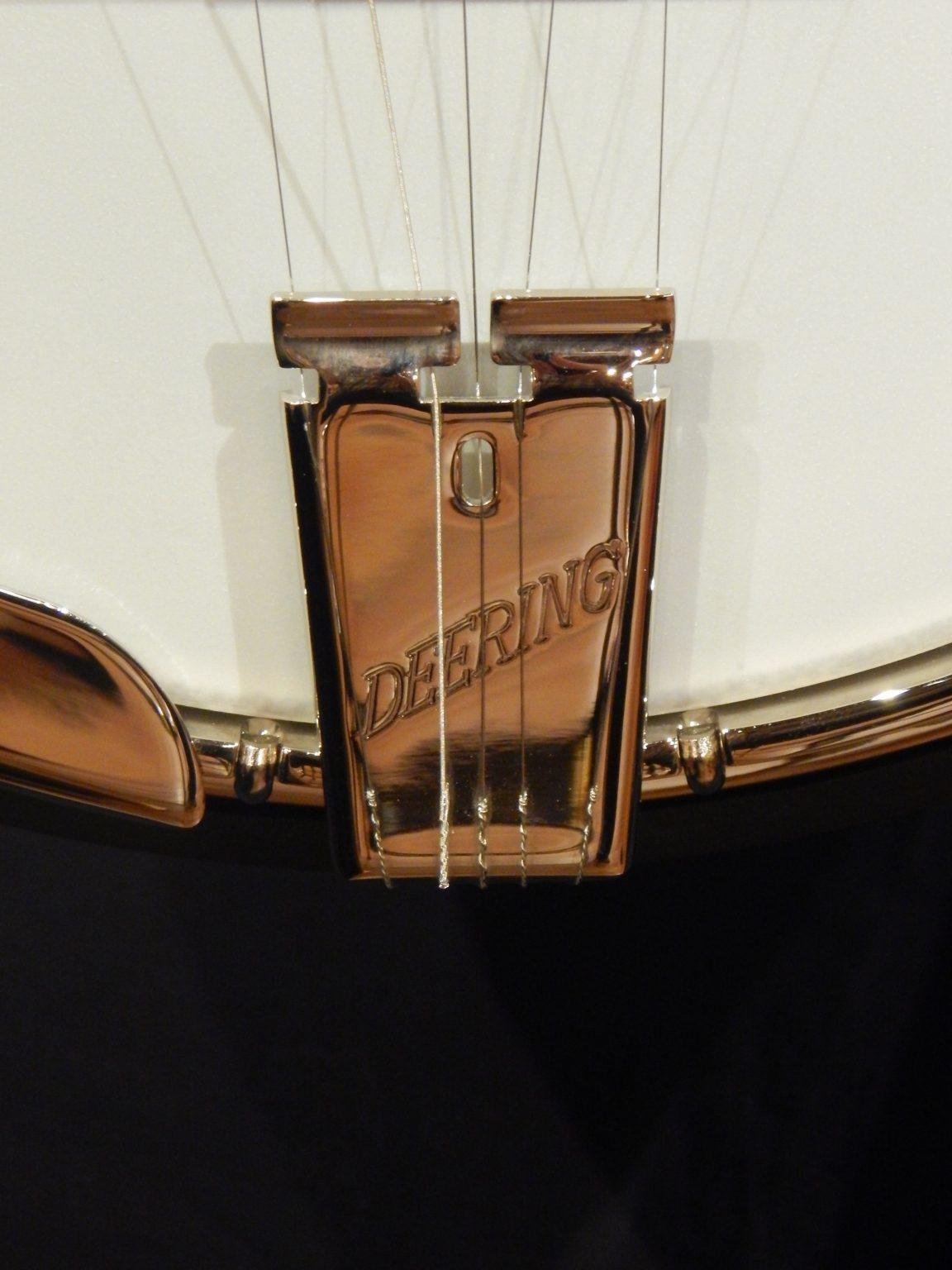 Previous & Deering Sierra Maple Gregu0027s Green Custom 5-String Banjo - Down Home ...