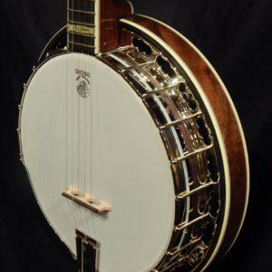 Deering Terry Baucom 5-String Banjo  (38)