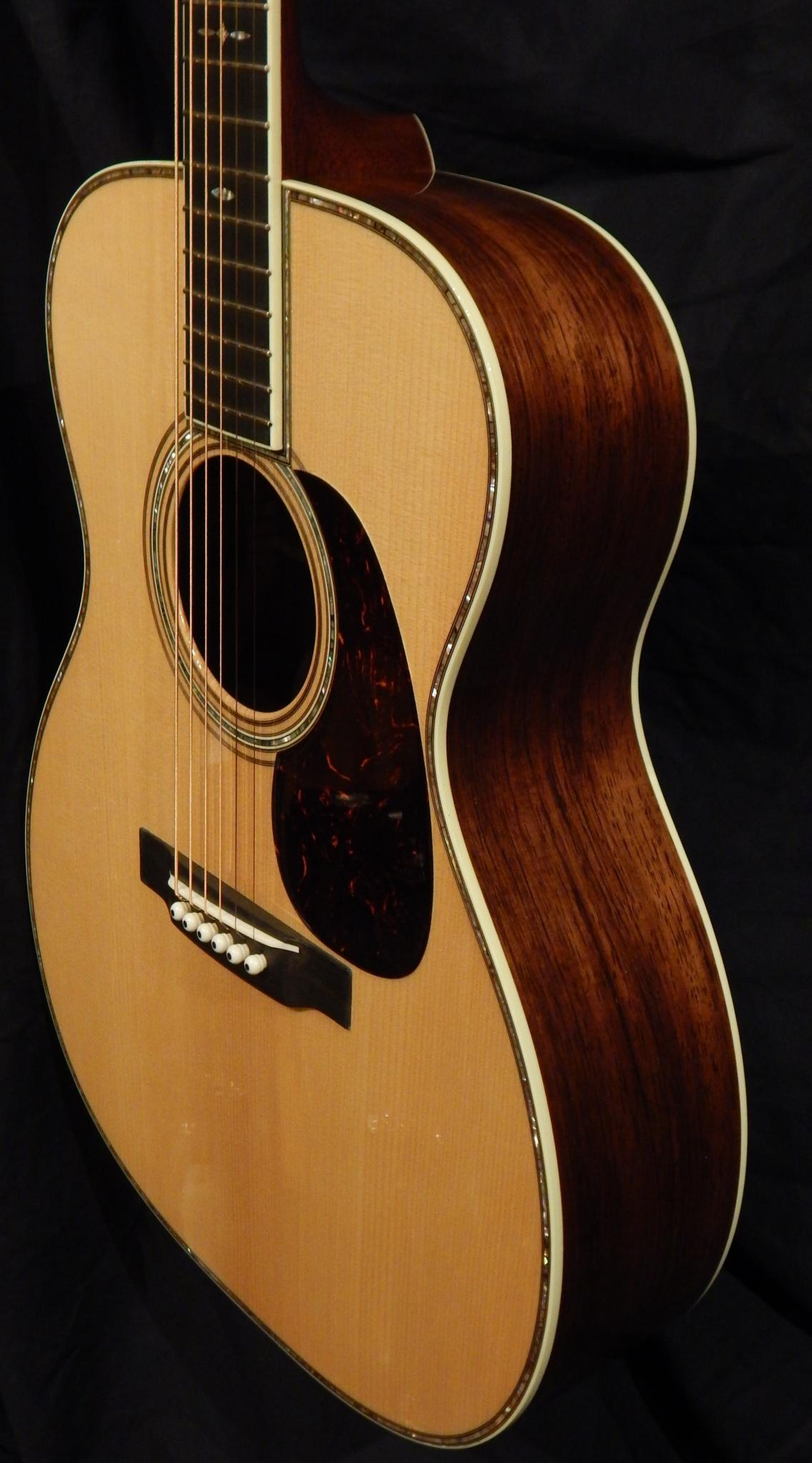 Martin 000 42 Authentic 1939 Vts Down Home Guitars