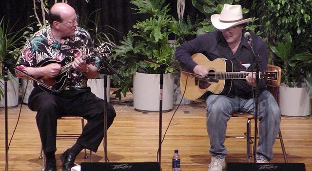 Steve Kaufman & Don Stiernberg In Concert Sat. Nov. 3rd 7:30pm