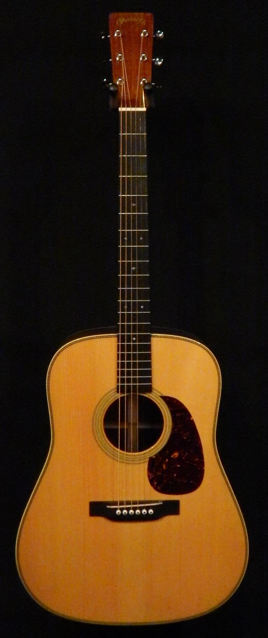 martin d 28 authentic 1941 adirondack madagascar rosewood used 2013 down home guitars. Black Bedroom Furniture Sets. Home Design Ideas