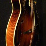 Collings MF5V Varnish 1308 Used 2011 (48)