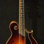Collings MF5V Varnish 1308 Used 2011 (7)