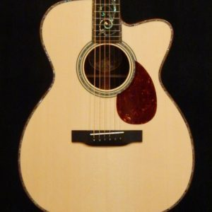 Collings OM 42 Cutaway Mad Adi TOL 25960 (26)