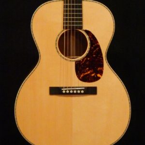 Martin 00-14 Fret Custom Adirondack and Australian Blackwood 1792552 (16)