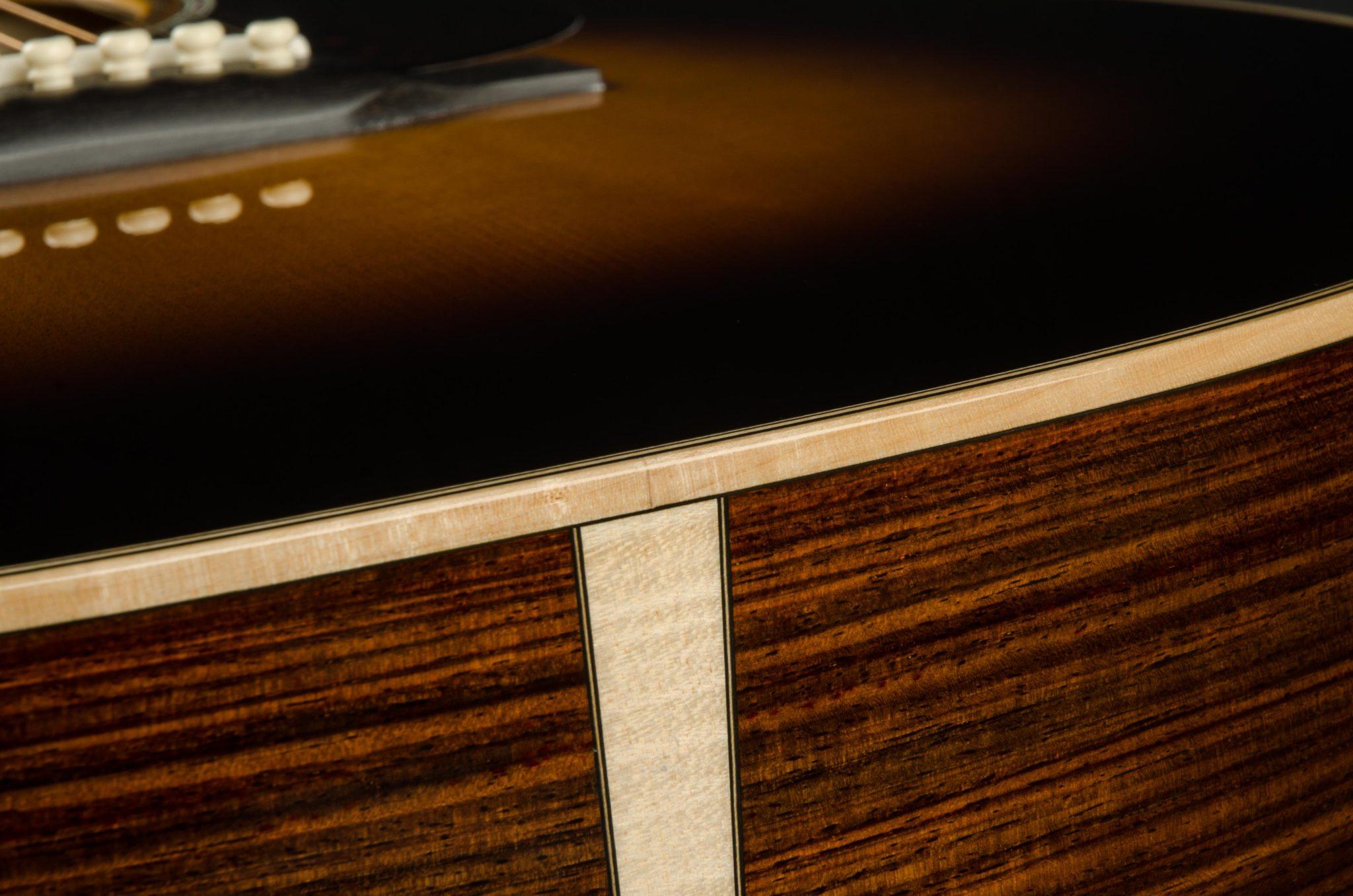 Martin om 28 custom guatemalan rosewood and adirondack for Rosewood custom homes