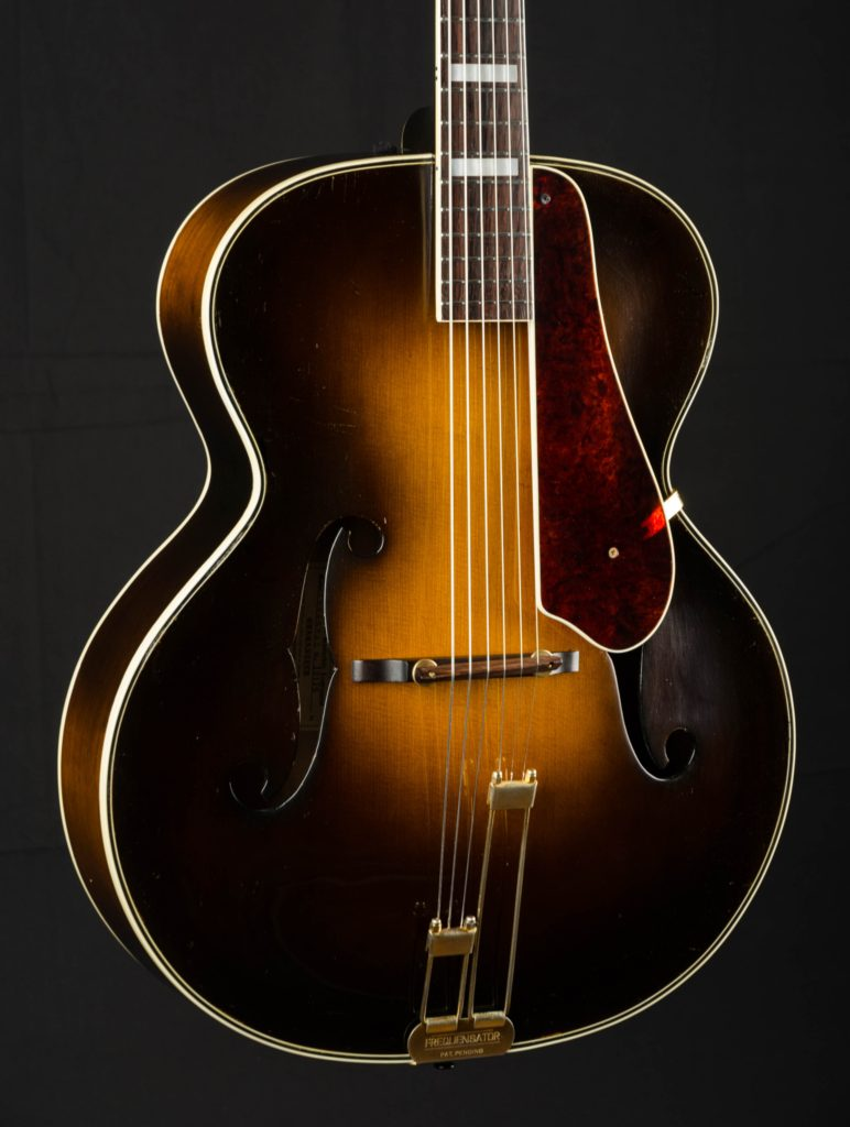 epiphone broadway archtop used 1938 down home guitars. Black Bedroom Furniture Sets. Home Design Ideas