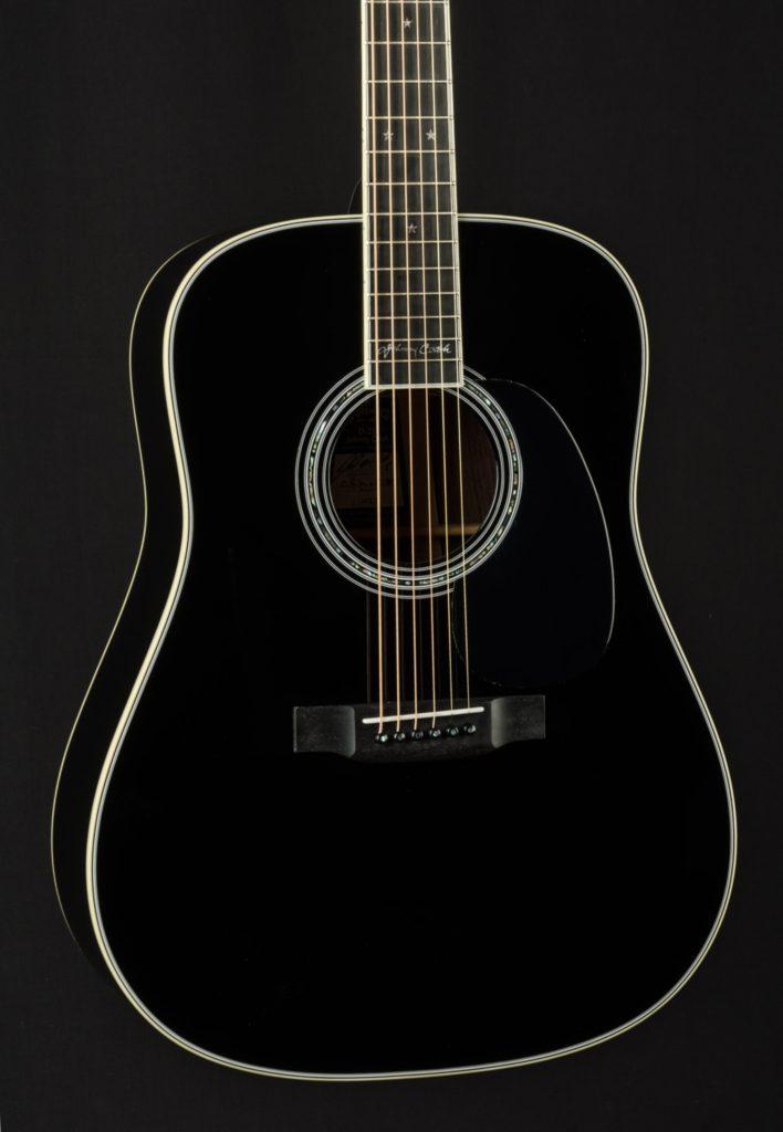 martin d 35 johnny cash custom signature edition down home guitars. Black Bedroom Furniture Sets. Home Design Ideas