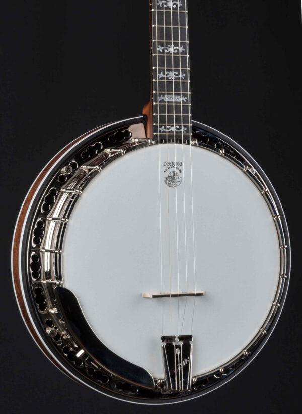 Deering Sierra Maple 5 String Banjo