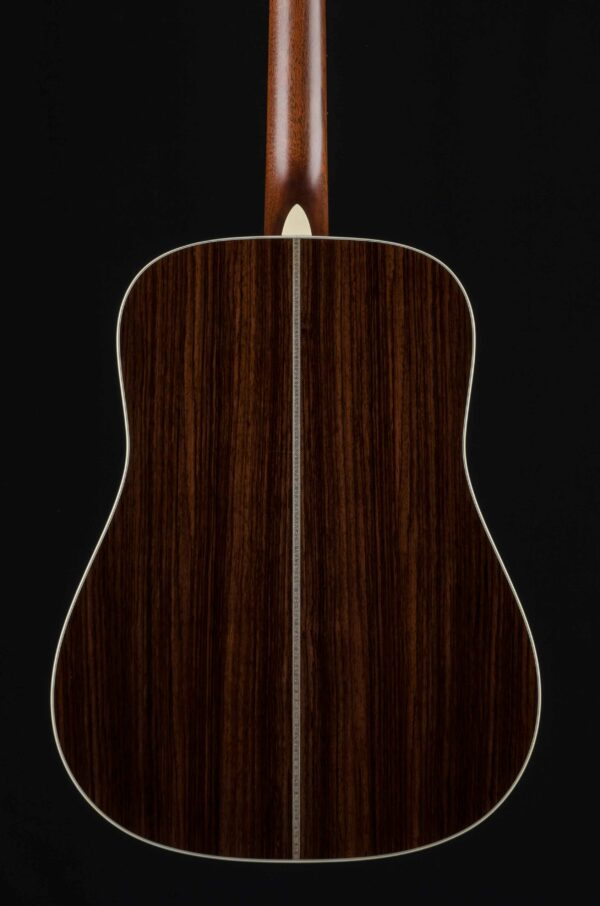 Martin Hd 28v Custom Adirondack Spruce And Indian Rosewood With