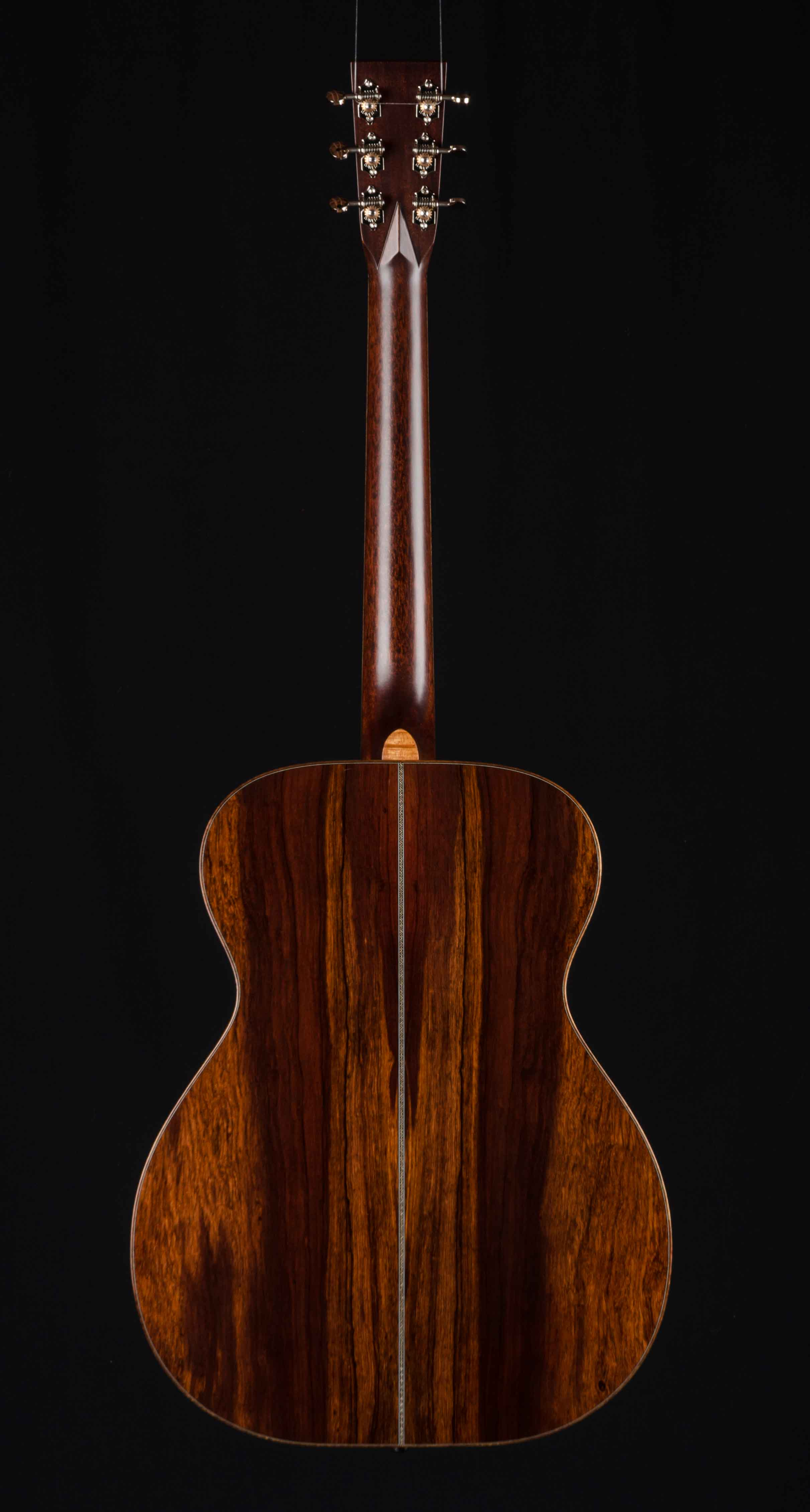 Huss & Dalton TOM-R Madagascar Rosewood and Thermo-Cured ...