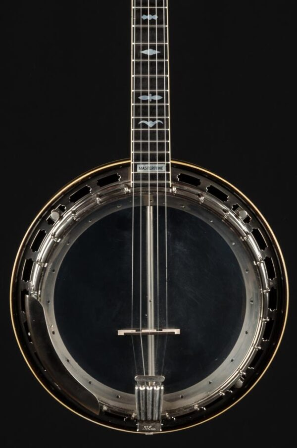 Early 70's Gibson RB-250 Mastertone 5 String Banjo - Down